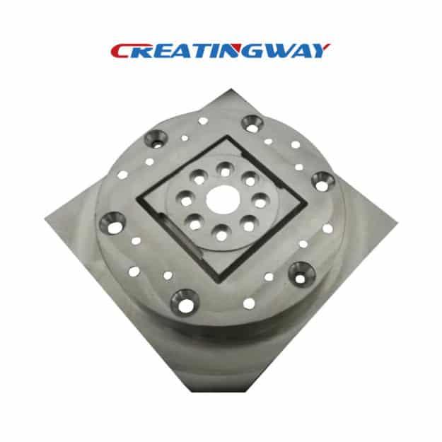 Hard Alloy Material CNC Machining