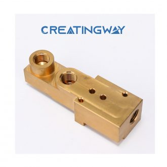 Brass Material CNC Machining