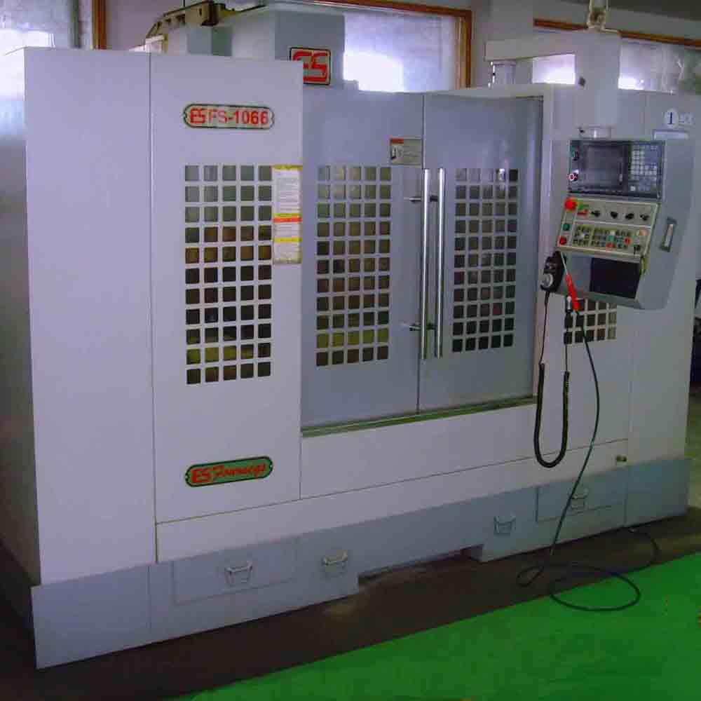 CNC Machining Factory