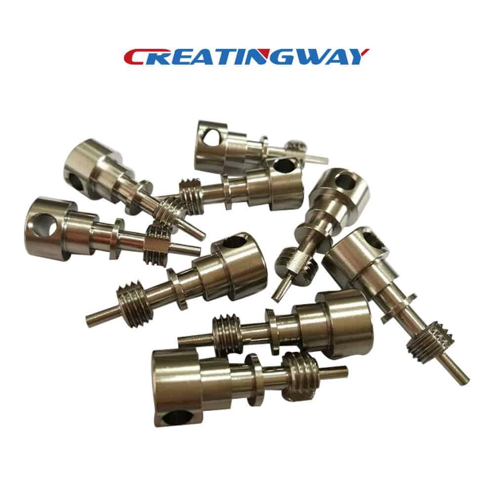 CNC Machined Parts Manufacturer