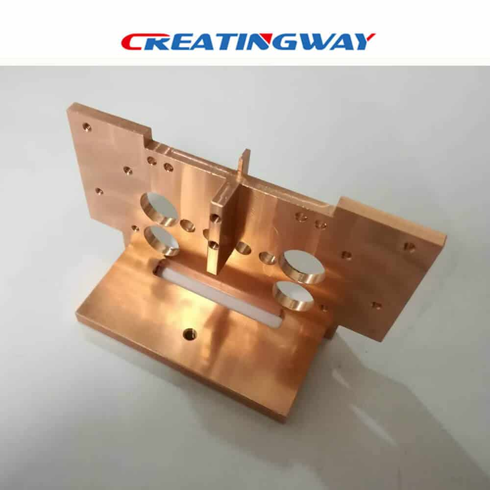 production capacity of CNC Machining