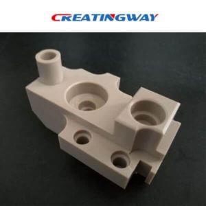 PEEK parts CNC machining