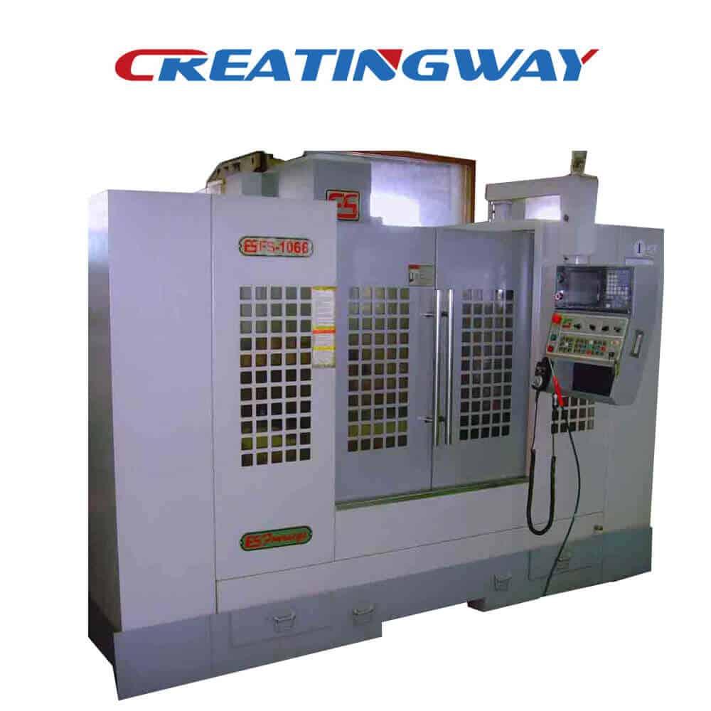 CNC Machining Industry