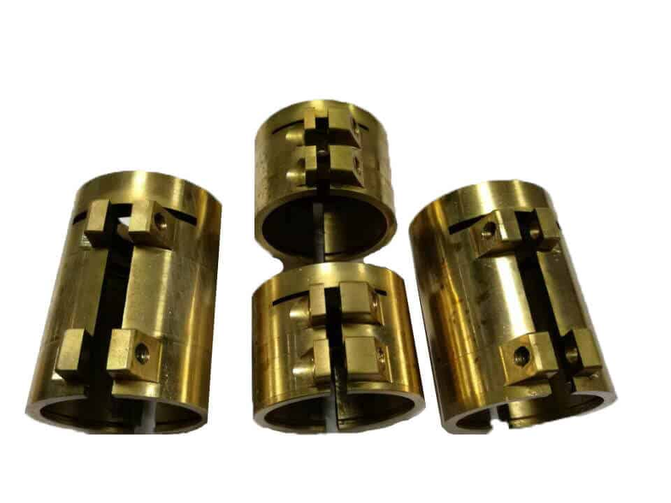 cooper parts surface finishing