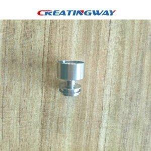 Titanium alloy CNC machining