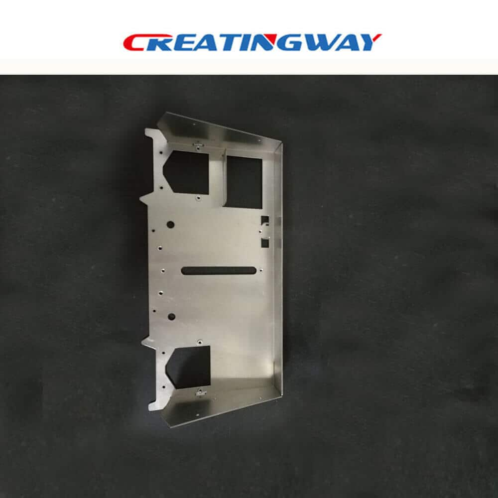 CNC cutting process