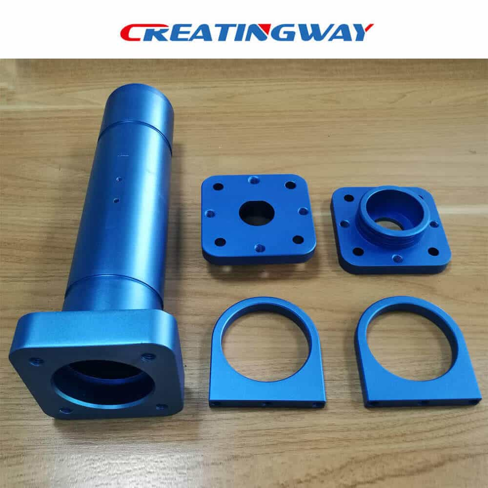 Aluminum Parts Anodizing