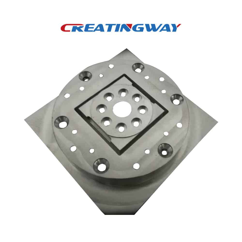 Hard Alloy Material CNC Machining