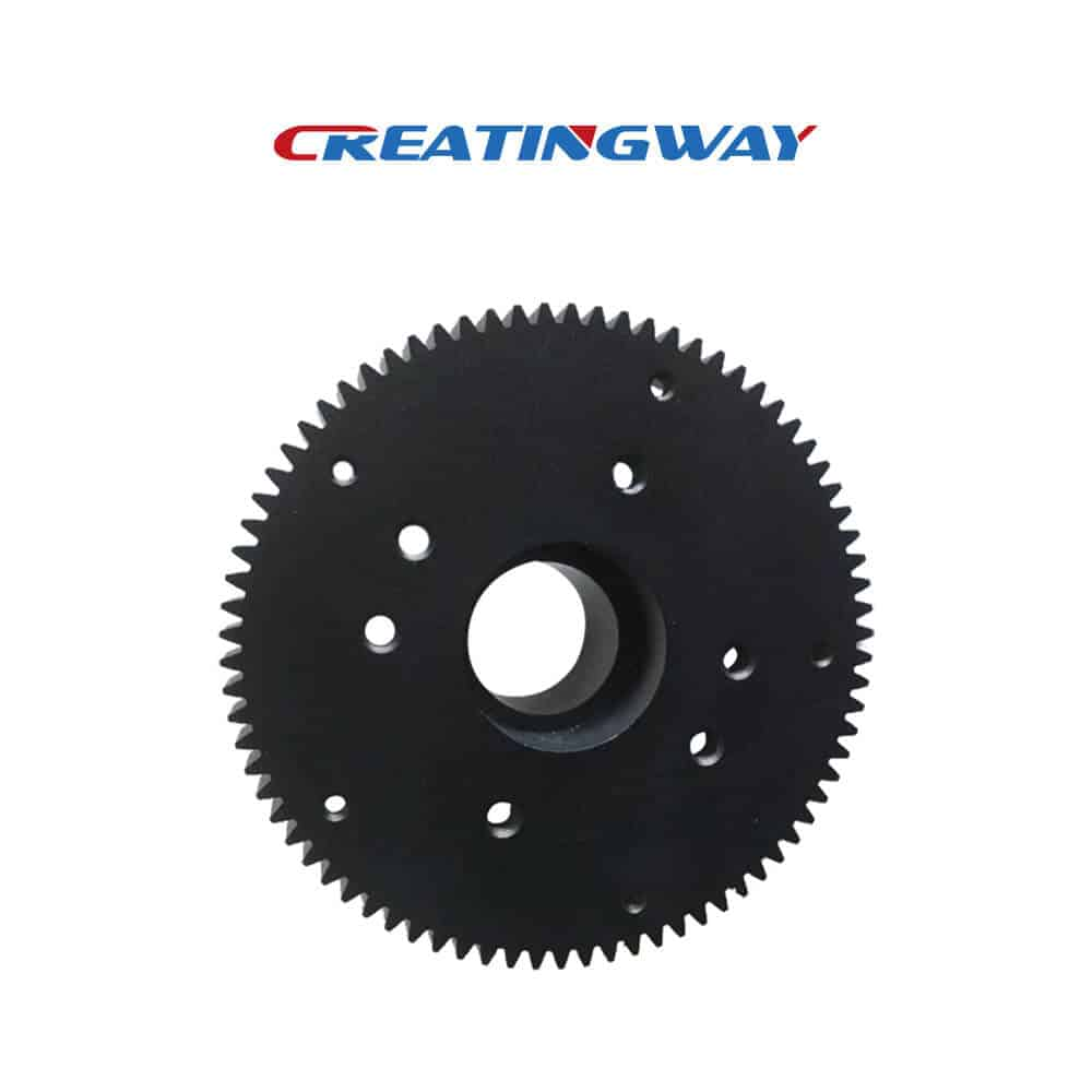 Gear Parts CNC Machining