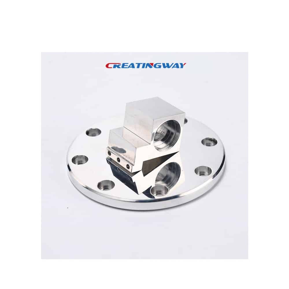 Metal Machined Parts Surface Finishing