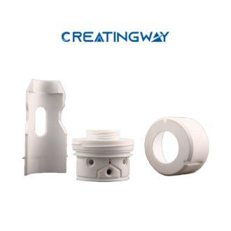 POM Material CNC Machining Process
