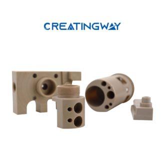 PEEK Material CNC Machining