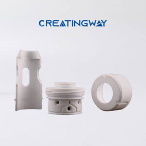 Plastic Material CNC Machined